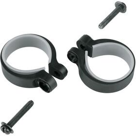 SKS Strut attachment clamps 31-34,5mm 2 Stk. black